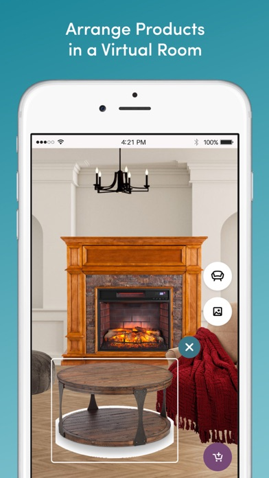 Screenshot for Wayfair – Shop All Things Home in United States App Store
