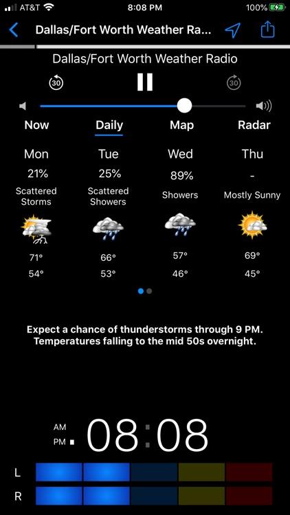 NOAA Weather Radio screenshot-3
