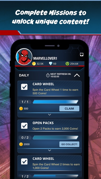 MARVEL Collect! by Topps screenshot-4