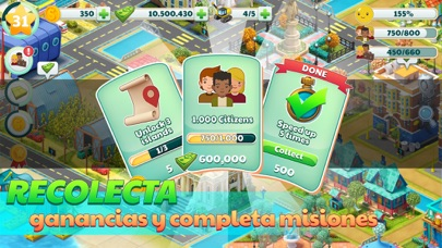 Town City - Building SimulatorCaptura de pantalla de6