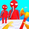 Banoth Jhansi - Axe God 3D  artwork