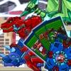 Transform! Dino Robot