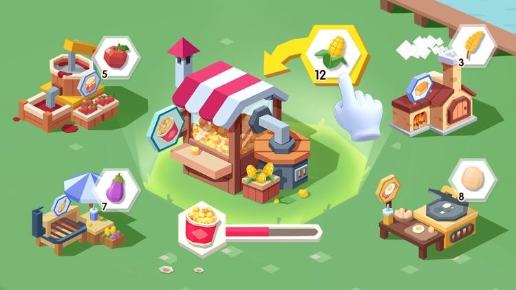 Town Farm: Farming Trucks screenshot-3