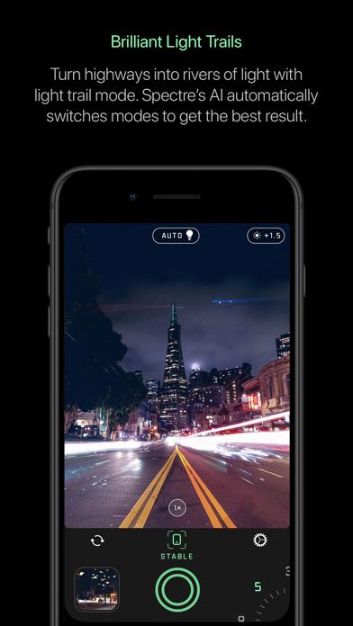 Spectre Camera screenshot 5