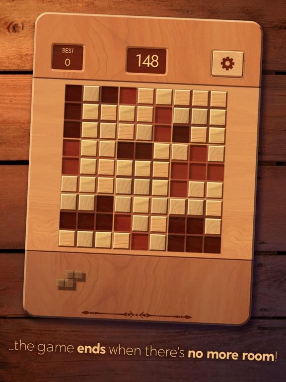 Woodoku screenshot 9