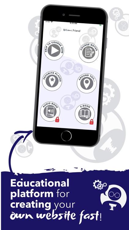 Website Builder Business Apps screenshot-4