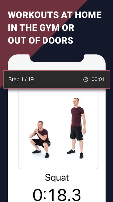 Workout - HIIT training & WODのおすすめ画像3
