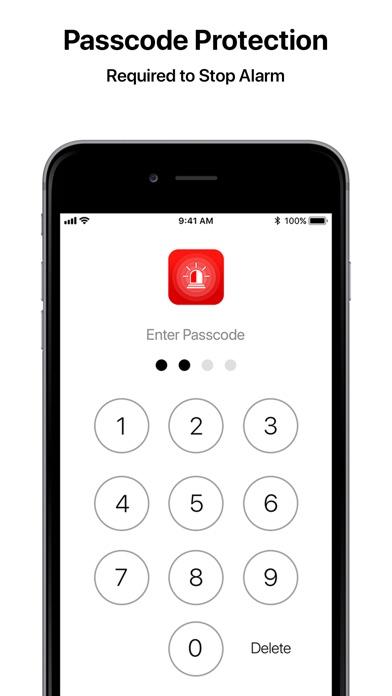 Security Alarm - AntiTheft Pro screenshot 9