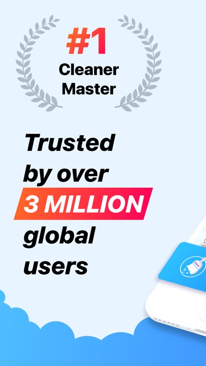 Cleaner: Master Phone Clean Up screenshot-0