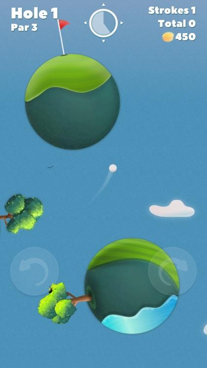 Golf Skies screenshot-0