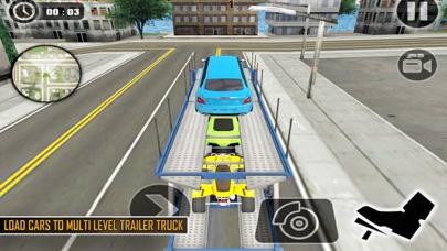 Transporter Trailer Truck New screenshot 2