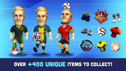 Mini Football - Mobile soccer free Gems hack