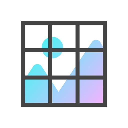 GridArt - Photo Crop Editor