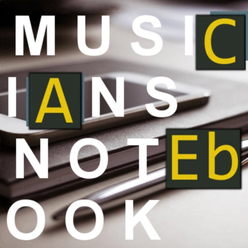 Musicians Notebook & Recorder download