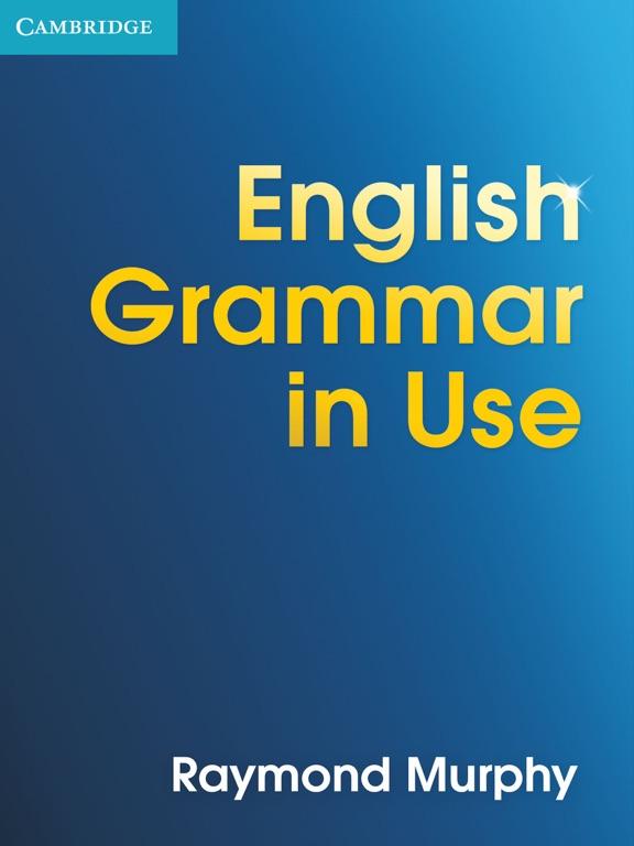 English Grammar in Use – Full Screenshots
