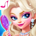 Princess Hair Salon Girl Games