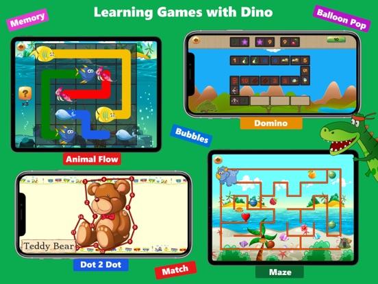 子供向けのディノ パズルゲームのおすすめ画像8