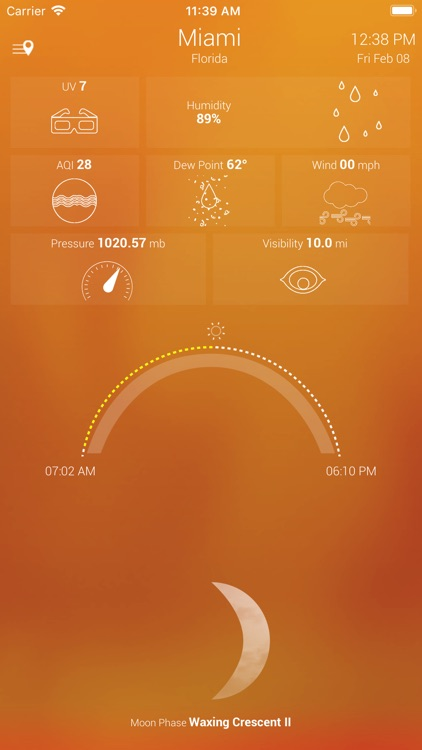Wther - Weather Forecast screenshot-5