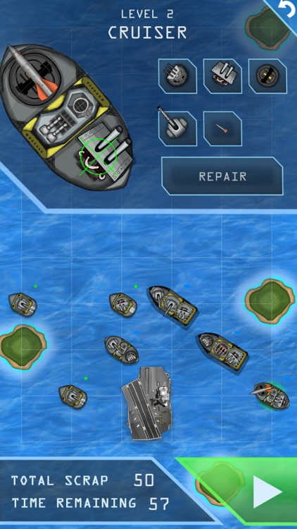 Carrier Commander: War at Sea screenshot-3