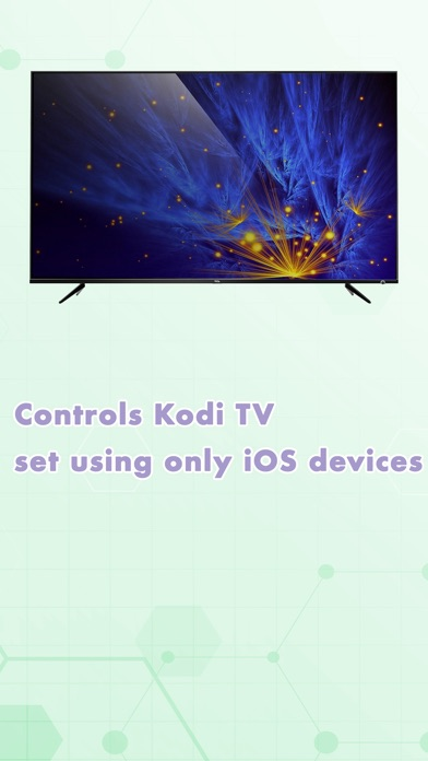 Pro Remote Control for Kodi TV Screenshots