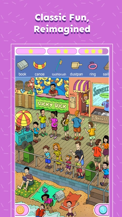 Screenshot for Hidden Pictures Puzzles in United States App Store