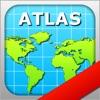 Atlas Geo 2021: Maps & Facts - iPadアプリ