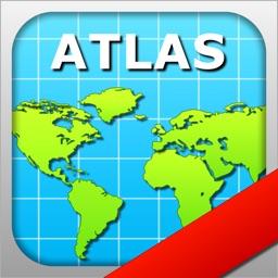 Atlas Geo 2021: Maps & Facts