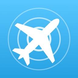 mi Flight Tracker Pro Radar 24