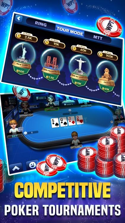 World Poker Tour - PlayWPT screenshot-3