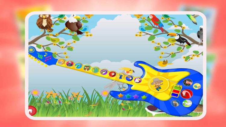 Baby Guitar Animal Sounds Pro