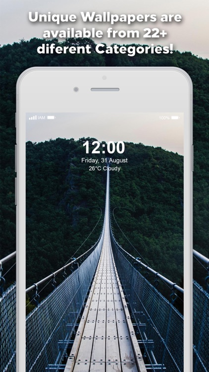 Wallpapers for iPhone 4K & HD screenshot-5
