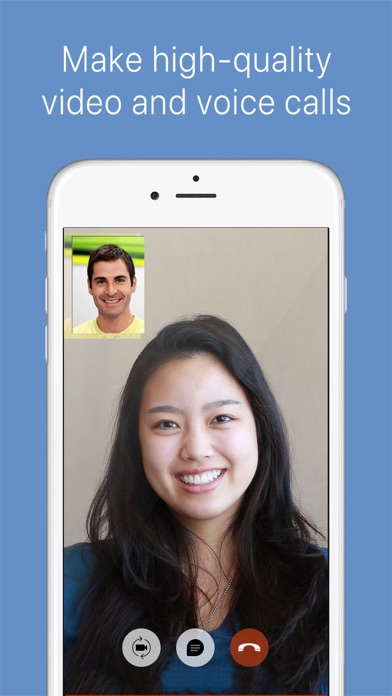 Screenshot for imo video calls and chat in United Arab Emirates App Store