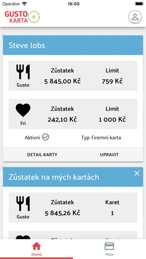 Gusto Karta On The App Store