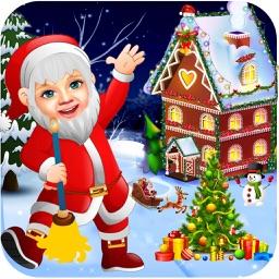 Little Baby Girl Christmas Fun