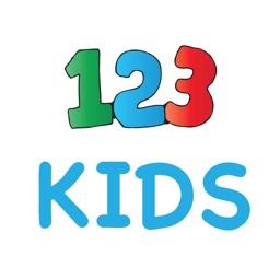 123 Toddler games for Kids 2+