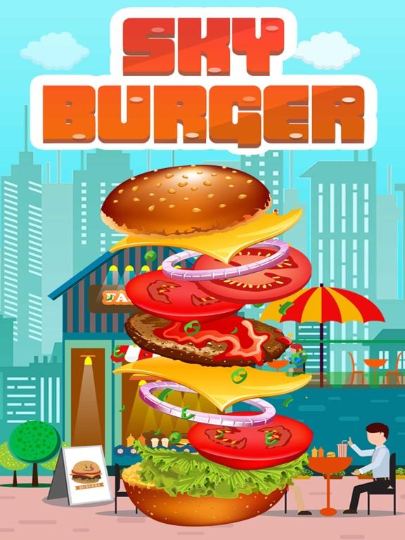 Sky High Burger screenshot 6