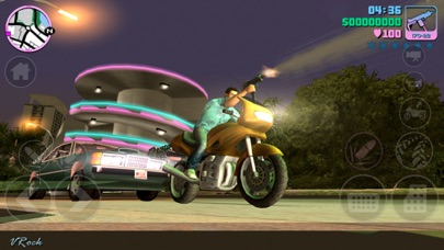 Screenshot for Grand Theft Auto: Vice City in Sweden App Store