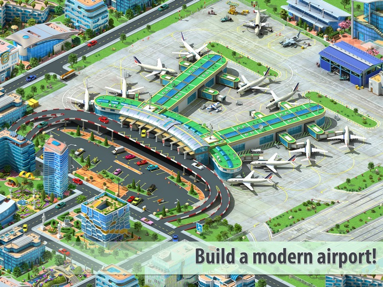 Megapolis HD: city building screenshot-1