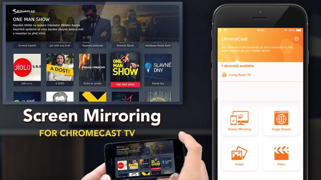 Mirror Streamer for Chromecast on the App Store