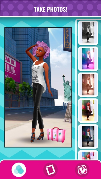 Barbie™ Fashion Closet screenshot-9