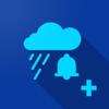 雨アラーム・プロ  -  気象レーダー