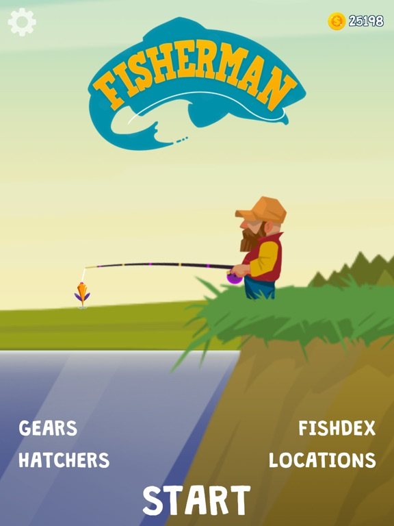 Fisherman screenshot 9