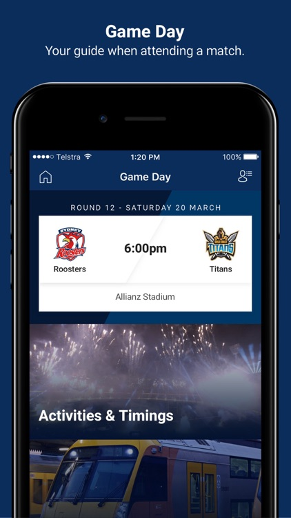 Sydney Roosters screenshot-7