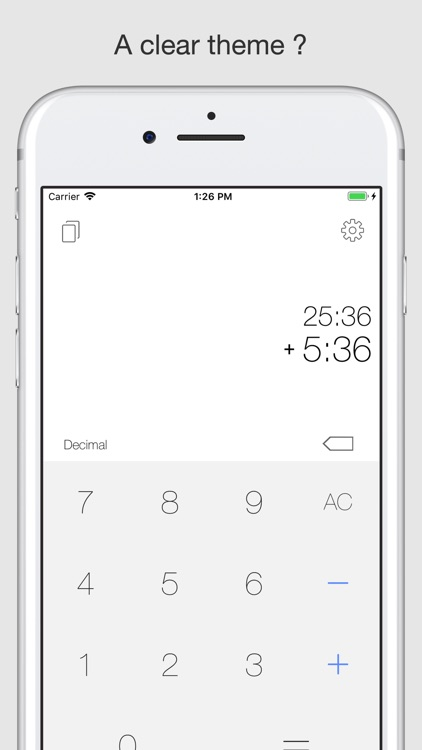 Time-Calculator