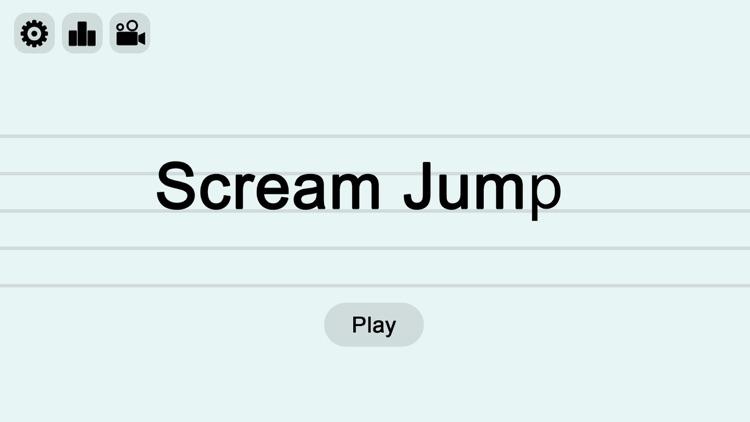 Scream Jump: Scream Go screenshot-4