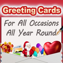 Greeting Cards App - Unlimited