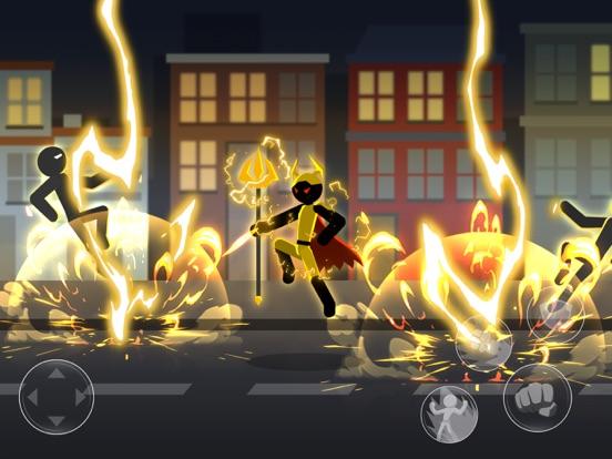 Supreme Stickman: Shadow Fight screenshot 7