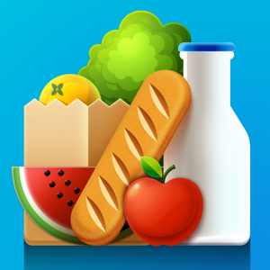 IntelliList - Shopping List ios app