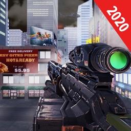 Dark Vision New FPS Sniper 3D