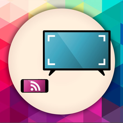 Pro Mirror Cast 4 Polaroid TV icon